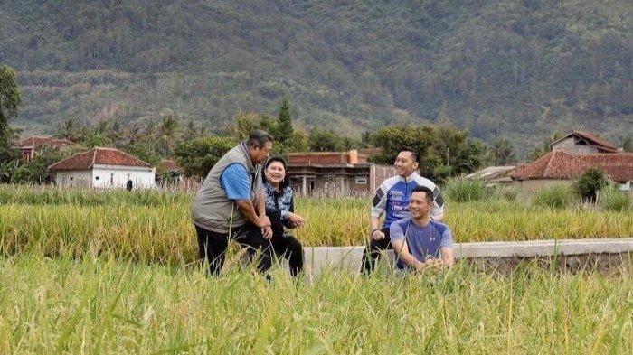 Mengenang Momen Bahagia Ani Yudhoyono Traveling Bersama Keluarga