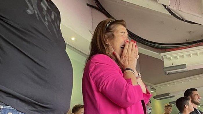 Sempat Dilarang, Ibunda Cristiano Ronaldo Tetap Terbang ke Manchester Demi Debut Sang Anak