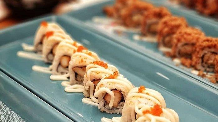 8 Restoran Sushi Murah dan Enak di Jakarta, Nggak Bikin Kantong Jebol