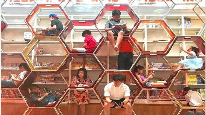 10 Ide Desain Kreatif untuk Ruang Publik, Sangat Berguna dan Bikin Nyaman