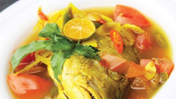 Hasil gambar untuk ikan kuah pala banda ternate