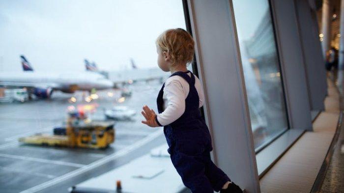 Seorang Anak Kecil Berumur 5 Tahun Tertinggal di Bandara Jerman Setelah Berlibur Bersama Orang Tua