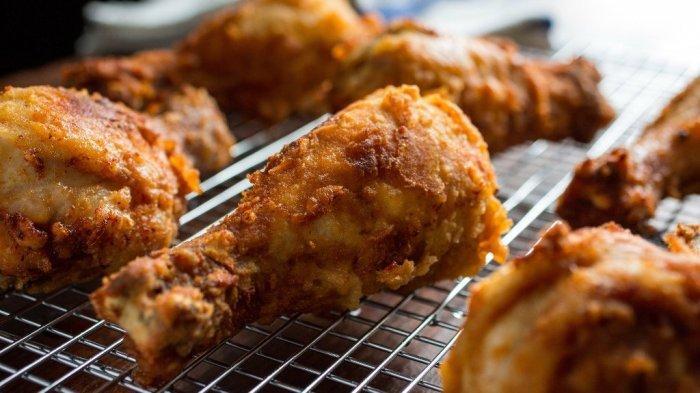 Konsumsi Ayam Goreng Setiap Hari Sebabkan Kematian Dini Benarkah
