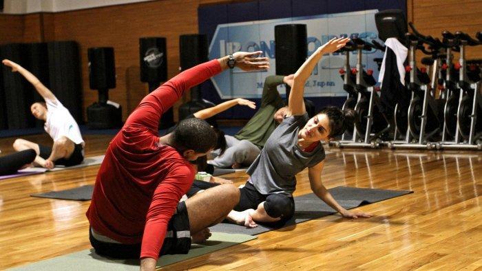 PPKM Jawa-Bali Diperpanjang: Tempat Fitness Boleh Dibuka di 6 Wilayah Ini