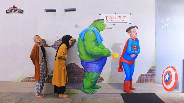 Harga Tiket Masuk Museum Lulu di Cimory Dairyland Prigen Khusus Kunjungan Akhir Pekan