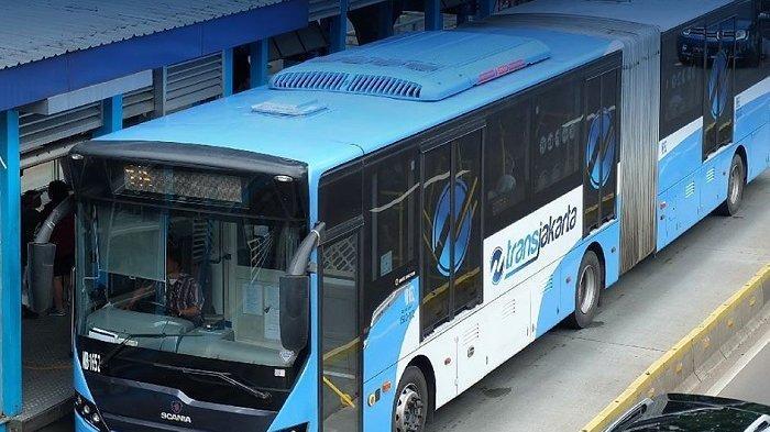 Terbaru, Informasi Layanan Operasional TransJakarta pada 12-16 Mei 2021
