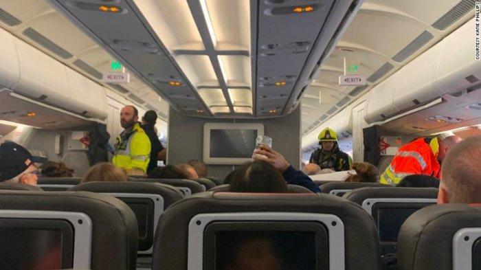 Tak Perlu Panik saat Kena Tetesan Air dari Kabin Pesawat, Kenapa?