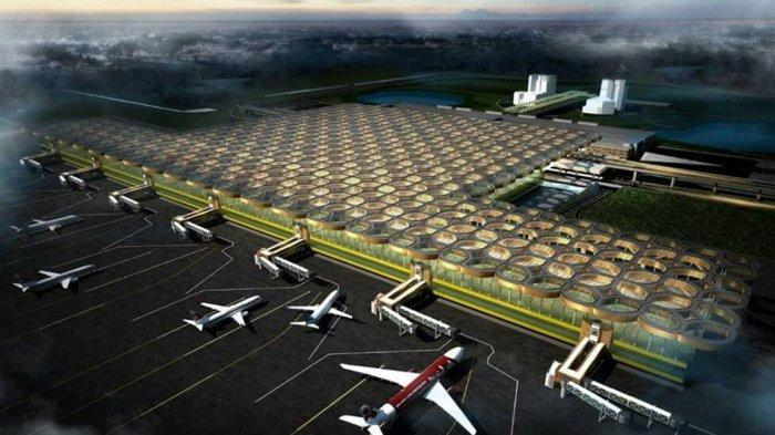 Potret Landasan Pacu Yogyakarta International Airport, Pesawat Ini yang Pertama Kali Mendarat
