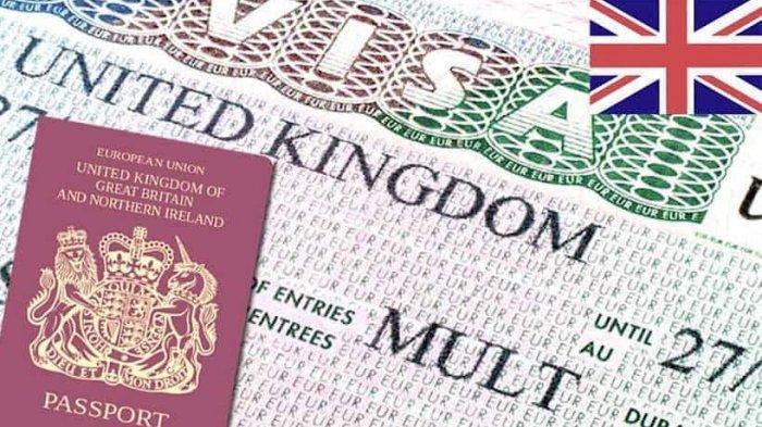 Cara Membuat Visa Inggris, Nikmati Musim Gugur untuk Liburan Keluarga