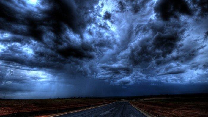 Peringatan Cuaca Ekstrem BMKG 25 April 2019, Cek Wilayah Berpotensi Hujan Lebat hingga Angin Kencang