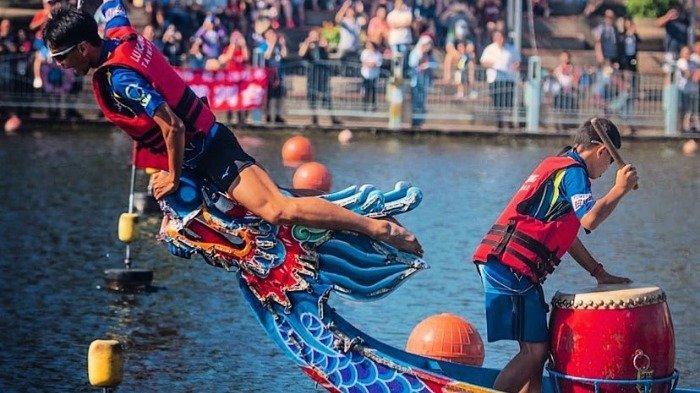 5 Festival Musim Panas dari Berbagai Negara, Ada Balapan Perahu Naga di China