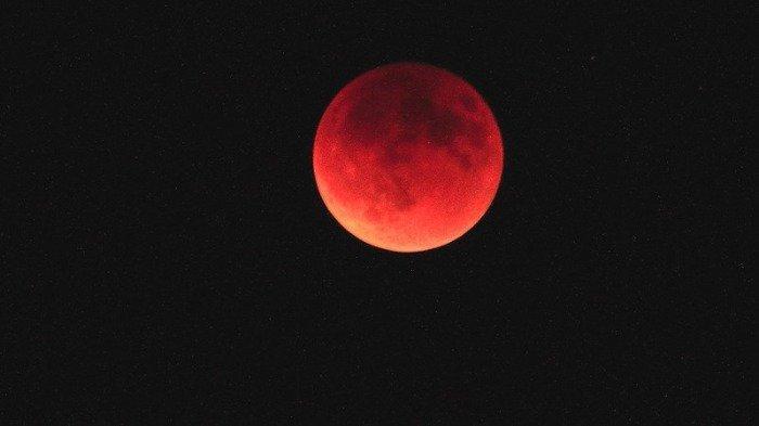 Fenomena Langka Super Blood Moon Bakal Terjadi 26 Mei di Bali, Begini Penjelasan BMKG