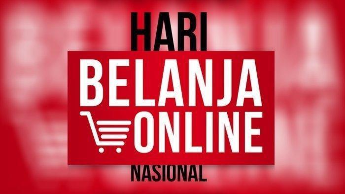 Ilustrasi Hari Belanja Online Nasional alias Harbolnas