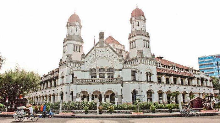 Selain Lawang Sewu, Yuk Kenalan dengan 6 Bangunan Peninggalan Belanda di Semarang Ini