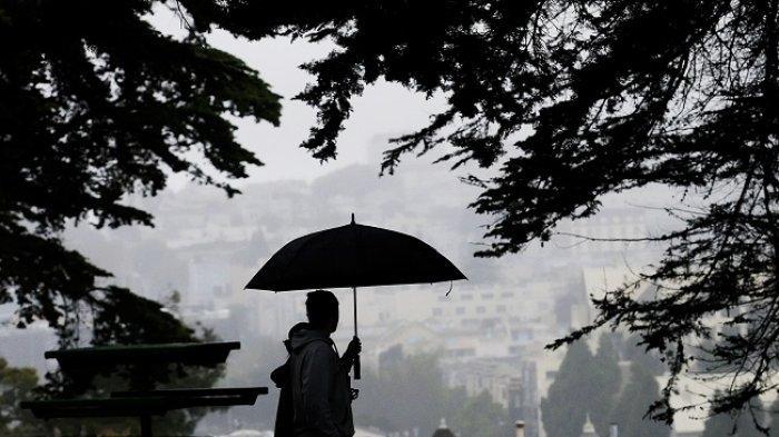 Ilustrasi Hujan Lebat (img)