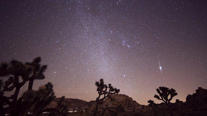 Kenapa Meteorit Sering Jatuh di Indonesia? Begini Penjelasannya