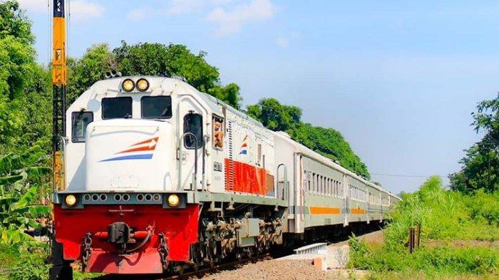 PT KAI Operasikan Kembali KA Lokal Penataran-Dhoho, Simak Relasi dan Jadwal Lengkapnya