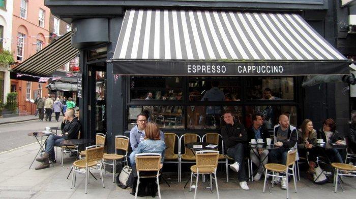Pusat Restoran di London Segera Dibuka Kembali, Jalanan Akan Dipenuhi Meja dan Kursi Makan