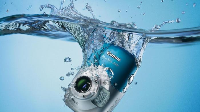 Under Water Camera - Selain Tahan Air, Inilah Alasan Lain Kamu Harus Punya Kamera Ini