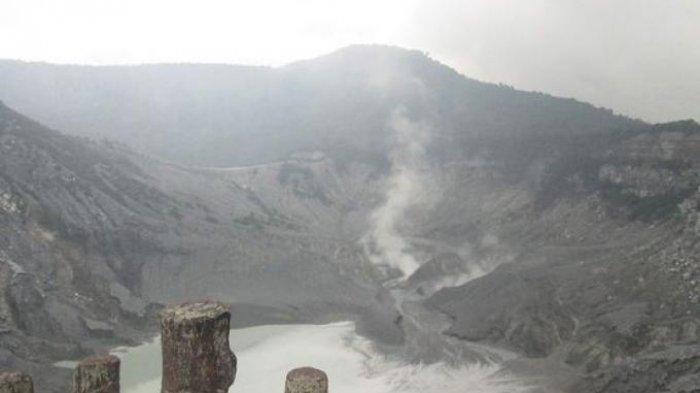 Kondisi TWA Gunung Tangkubanparahu Normal dan Aman Dikunjungi