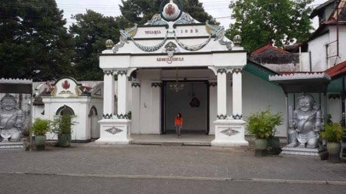 Ilustrasi: Keraton Yogyakarta