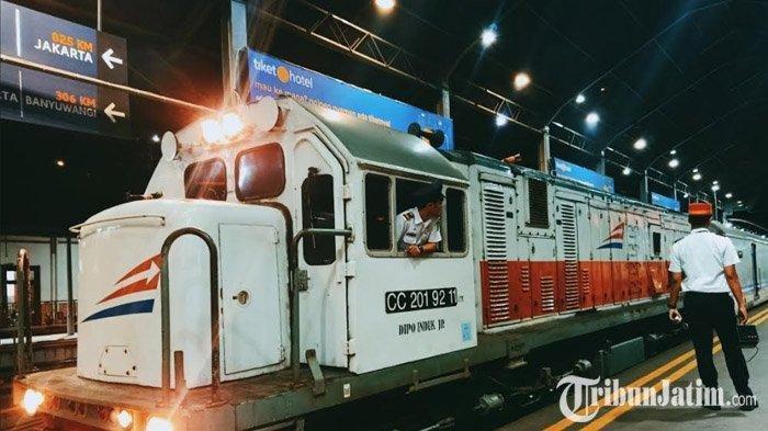 Berlaku Mulai 1 Desember 2019, Ini Jadwal Kereta Api Keberangkatan dari Surabaya dan Malang