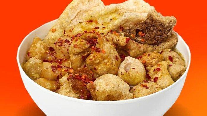 Ilustrasi kuliner Bakso Aci MasJay