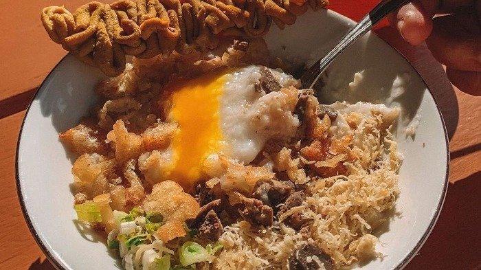 6 Pilihan Bubur Ayam di Malang untuk Sarapan, Cicipi Buryam Abah Odil yang Porsinya Jumbo