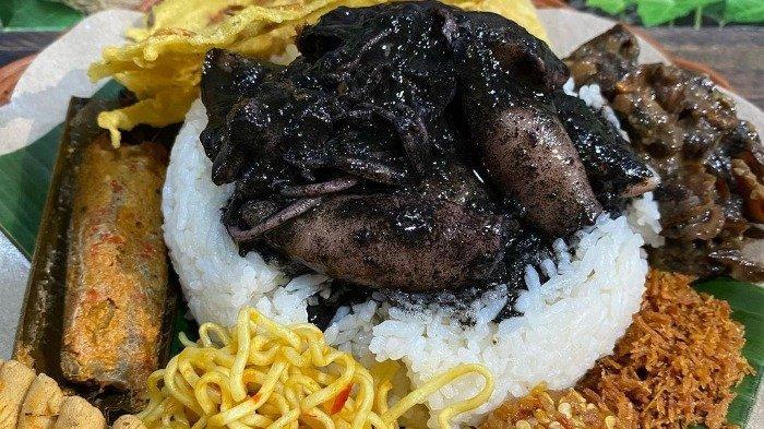 Nasi Cumi Hitam dan 6 Kuliner Malam di Jakarta Barat yang Terkenal Enak dan Menggiurkan