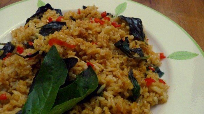 Resep Nasi Goreng Kemangi Ala Rachel Vennya, Cocok untuk Menu Makan Malam