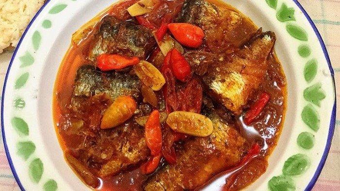 Resep Sarden Ikan Tongkol, Cocok untuk Menu Makan Malam Bersama Keluarga di Rumah