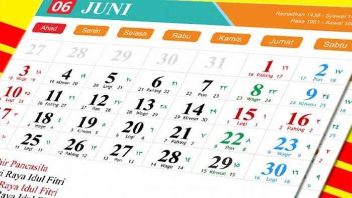 resmi inilah aturan libur cuti bersama lebaran 2018 untuk pns rh travel tribunnews com