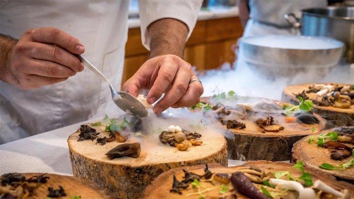 Ilustrasi - Disarankan memasak sendiri menu sahur dan buka puasa sendiri guna menjamin kebersihan makanan yang dikonsumsi.