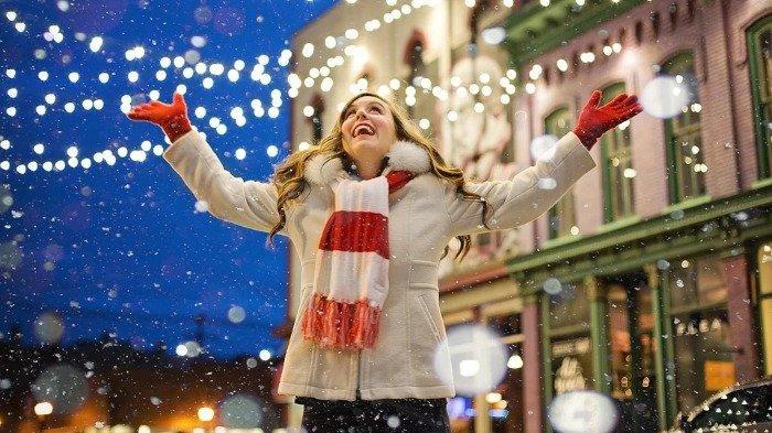 Begini Tradisi Natal Paling Tidak Biasa di 5 Negara Bagian Amerika Serikat