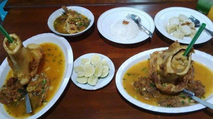 Balungan Pecok dan 3 Tempat Kuliner di Kediri Paling Disukai Traveler untuk Makan Siang
