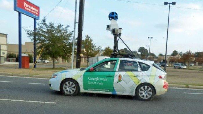 Bukan Rute Jalan, Google Maps Street View Malah Dapatkan Gambar Wanita Tanpa Busana