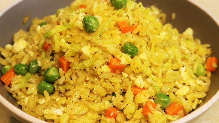 Resep Nasi Goreng Rempah Sederhana Buat Sarapan di Rumah, Pedasnya Bisa Dikombinasi Sesuai Selera