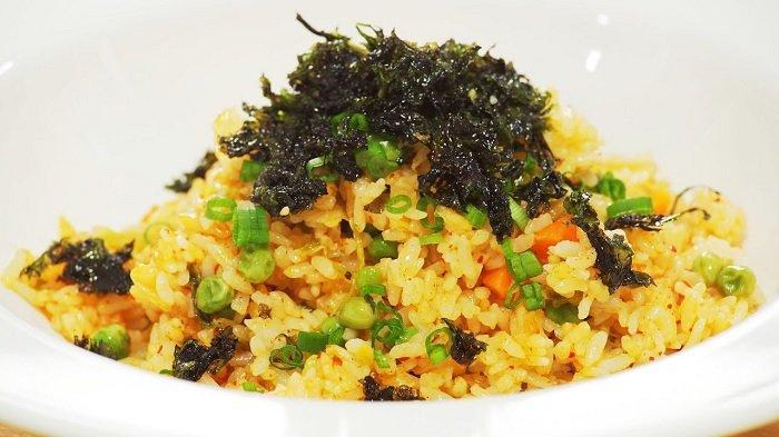 Resep Nasi Goreng Shirataki, Menu Sarapan Enak Rendah Kalori, Cocok Buat yang Lagi Diet