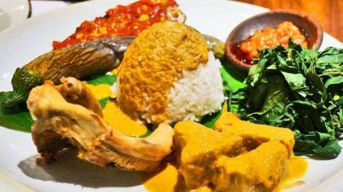 Viral di Tiktok, Kakak Beradik yang Buat Es Krim dari Nasi Padang, Gimana Rasanya?