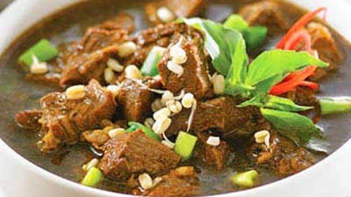 Resep Membuat Rawon Iga Sapi, Hidangan Praktis dan Bikin Nagih