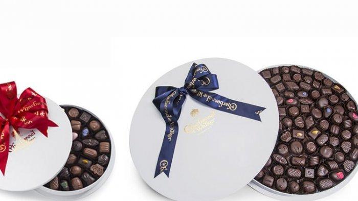 Paket Cokelat yang Dijadikan Hadiah Saat Natal Ini Dijual Rp 14 Juta, Apa Istimewanya?