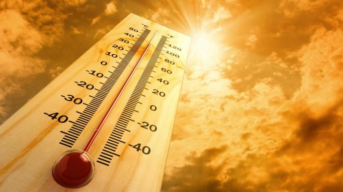 Ini Alasan Temperatur Udara Jakarta, Bandung, Semarang dan Kota di Pulau Jawa Sangat Panas