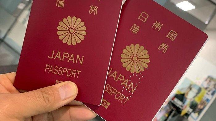 Daftar Negara dengan Paspor Terkuat di Dunia pada 2021, Jepang Peringkat Pertama