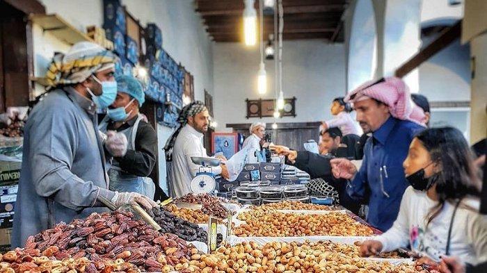 8 Tempat Beli Oleh-oleh Umrah Murah Meriah di Arab Saudi
