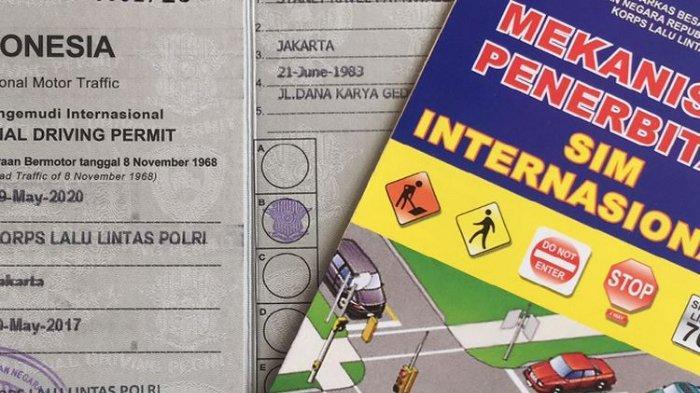 Syarat Membuat SIM Internasional Lengkap dengan Biaya Pembuatannya