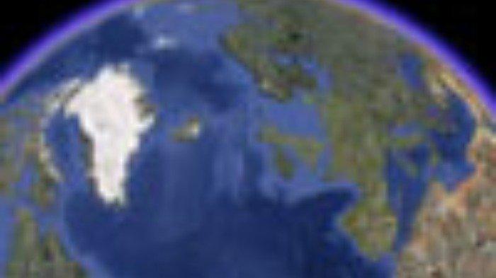 Viral VIDEO Pengguna TikTok Kaget Temukan Sosok Aneh di 'Kota Hantu' Lewat Google Earth