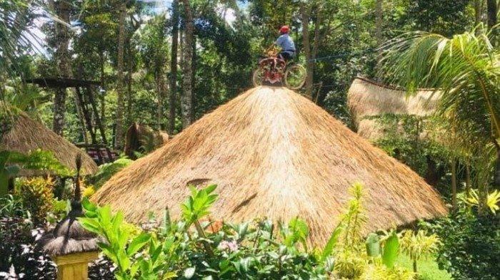 Baru Beroperasi, Pada Wareg Eco Park Bali Jadi Tujuan Wisata Lokal Para Traveler