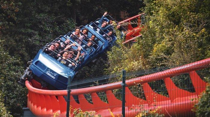 Protokol New Normal di Taman Hiburan Jepang, Naik Roller Coaster Dilarang Teriak