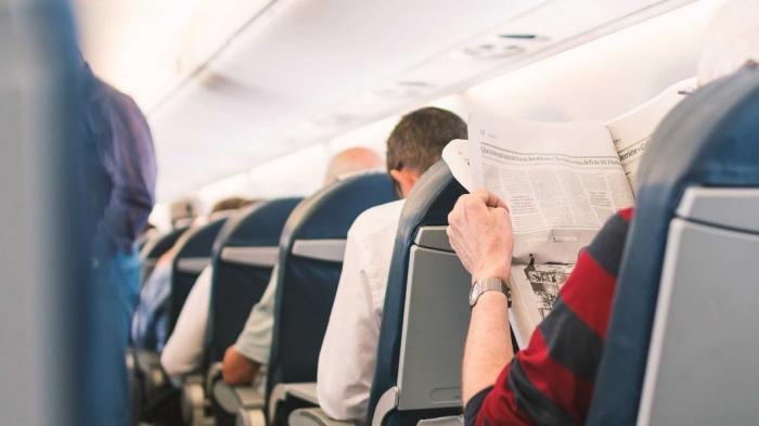 5 Posisi Tempat Duduk di Pesawat yang Dianggap Paling Nyaman