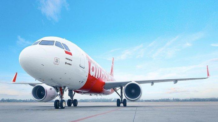 Meningkat 400 Persen, 19.000 Tiket AirAsia Terjual dalam Kurun Waktu 1 Bulan